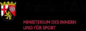 Webseite Ministerium des Innern und für Sport