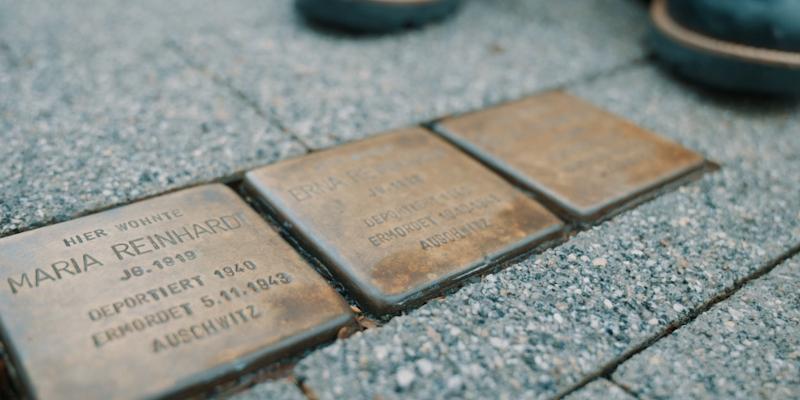 Von Trier nach Auschwitz